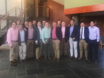 Alpha-Delta Receives Outstanding Chapter Award